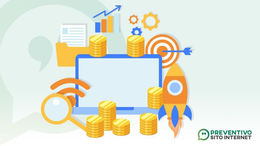determinare il valore di un sito web
