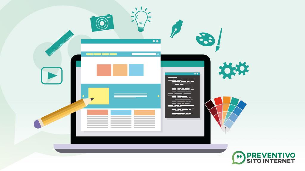 progettare un sito web efficace